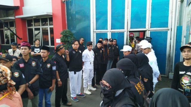 Kebebasan Ahmad Dhani, LP Cipinang