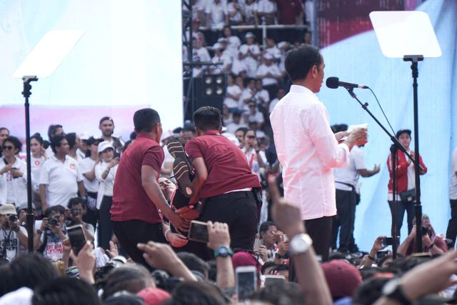 Relawan Jokowi ReJo: Belum Ada Kandidat Presiden 2024 yang Menyamai Jokowi (7649)