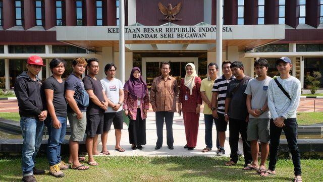 TKI Profesional di Brunei Bisa Dapat Rp 126 Juta per Bulan (112169)