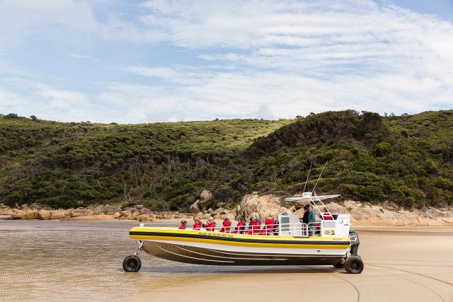 Menjelajah Laut Selatan Australia (68277)