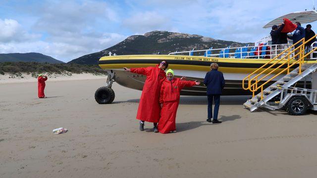 Menjelajah Laut Selatan Australia (68278)