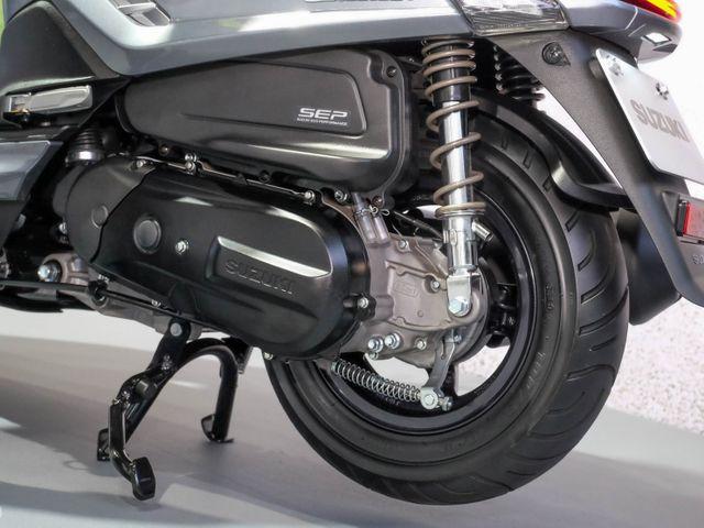 Skutik Bergaya Eropa Suzuki Saluto 125 Masuk Indonesia Akhir 2021? (816205)