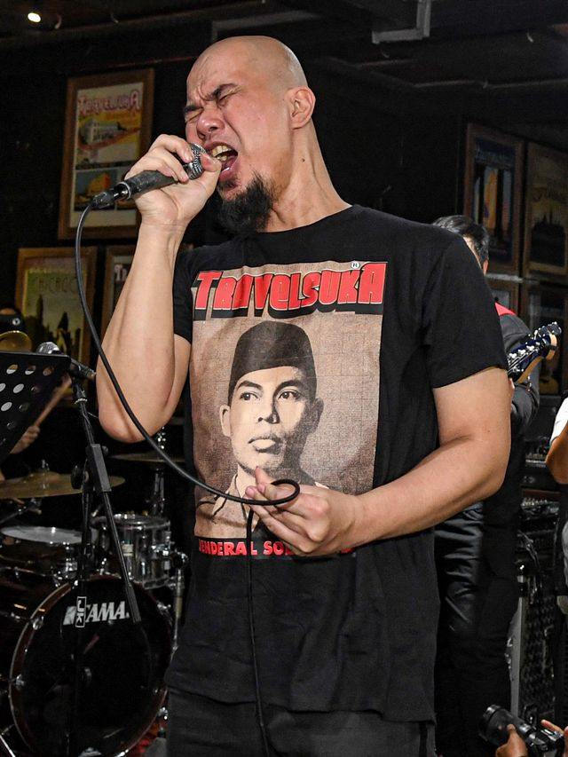 PTR, Ahmad Dhani, Jelang Konser