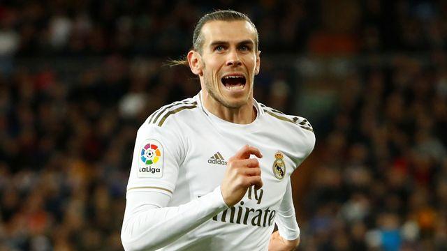 Gareth Bale (C)