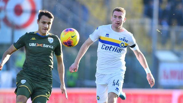 Dejan Kulusevski Kenakan Nomor 44 di Parma karena Adnan Januzaj (506)