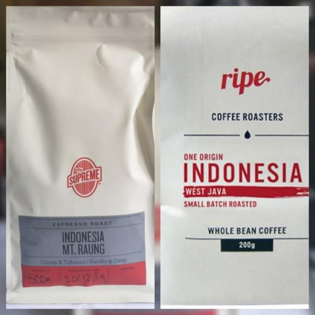 PTR, Produk Kopi Indonesia di New Zealand