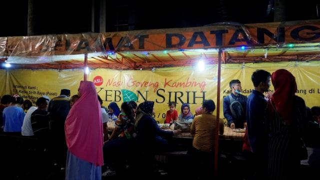 Old but Gold: Sepiring Nasi Goreng Kambing Kebon Sirih Penuh Memori (1241746)
