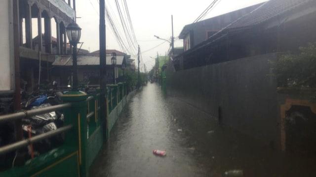 Banjir, Kramat Jati