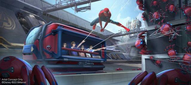 Ada Wahana Baru yang Bisa Kasih Kekuatan Super ala Avengers di Disney (535431)