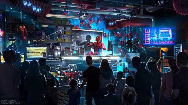 Ada Wahana Baru yang Bisa Kasih Kekuatan Super ala Avengers di Disney (535426)