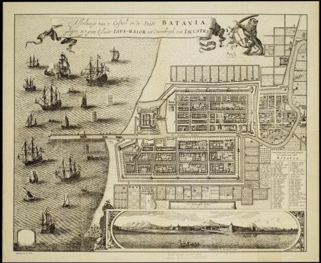 Batavia diambil pada 1922