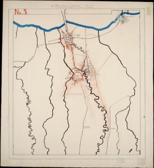 Aliran Sungai Ciliwung diambil pada 1918