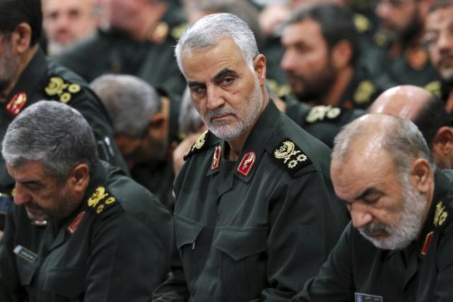 Jenderal Iran Qassem Soleimani