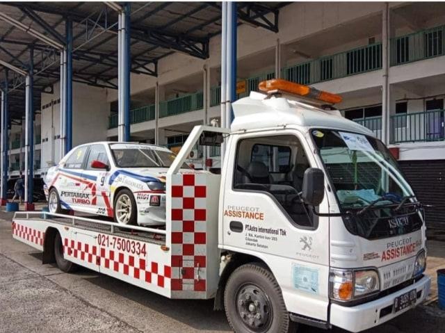 Daftar dan Tarif Towing Mobil yang Kebanjiran di Jakarta (68491)