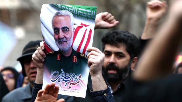 Demo, Iran