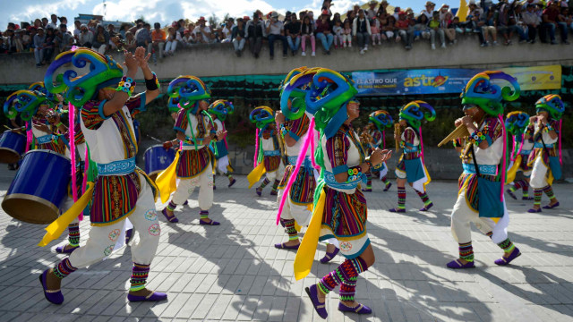 Karnaval Blacks and Whites, Kolombia