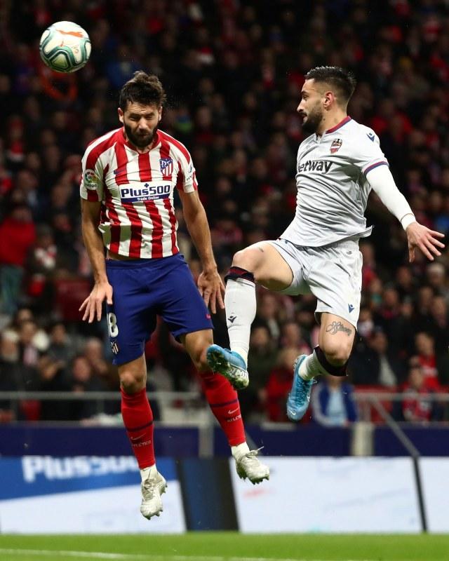 Atletico Madrid vs Levante (PTR)