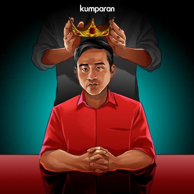 Lobi-lobi untuk Putra Mahkota Jokowi (317077)