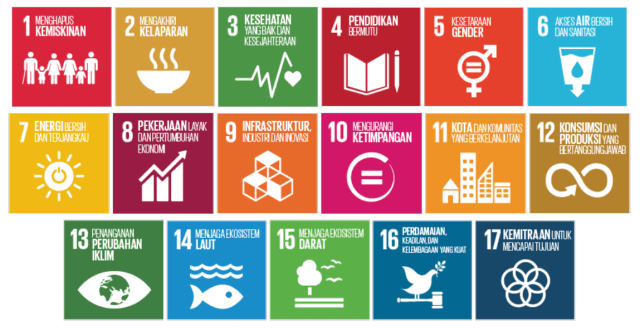 17 Goals SDGs