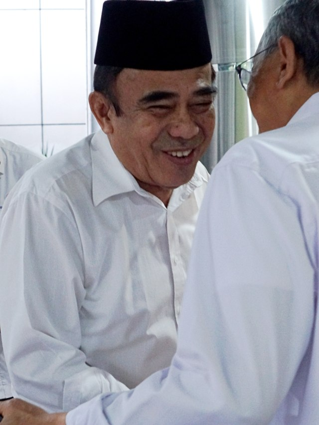 Jelang Imlek, Menag Ingin Kerukunan Agama di Indonesia Seperti Dubai (124793)