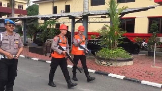 Alasan Polisi di Medan yang Nyabu dan Intip Polwan Disanksi Sosial (99722)