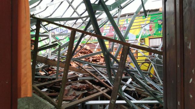 Disdik Semarang Evaluasi Gedung Sekolah yang Pakai Atap Baja Ringan (511666)