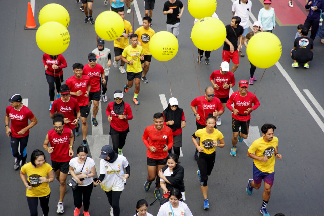 Sun Life Resolution Run 2020: Berlari untuk Perangi Diabetes (120214)