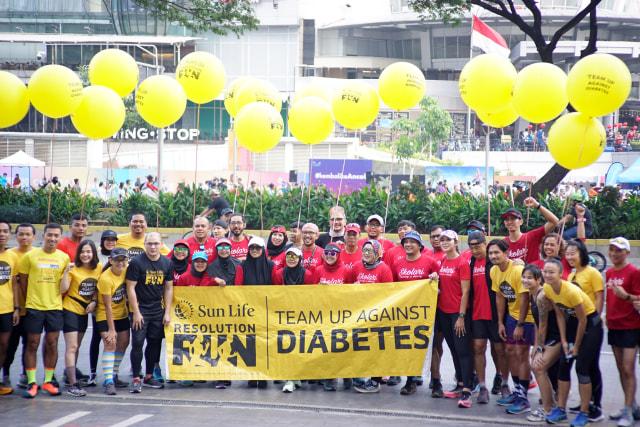 Sun Life Resolution Run 2020: Berlari untuk Perangi Diabetes (120213)