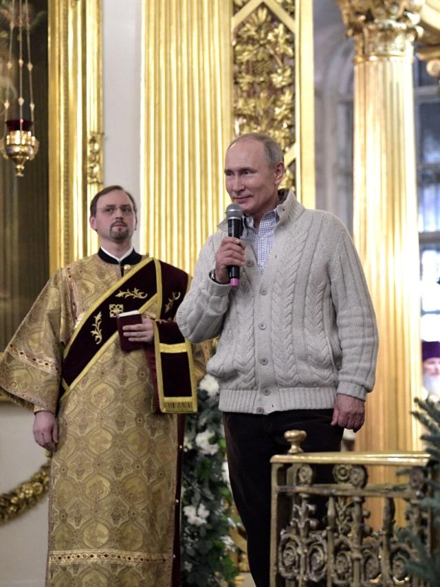 PTR, Natal Ortodoks di Russia