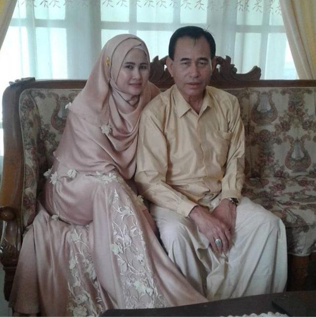 Asmara, Jadi Motif Istri Kedua Bunuh Hakim PN Medan Jamaluddin (126423)