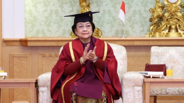 Megawati Akan Terima Gelar Profesor Kehormatan dari Unhan Jumat (57558)