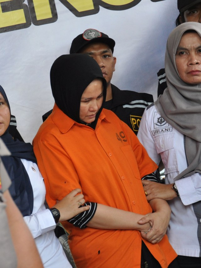 Foto: Wajah Para Pembunuh Hakim Jamaluddin (1243945)