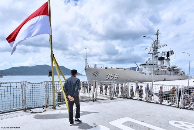 Stafsus Luhut: Salah Indonesia, Tak Terus-menerus Patroli di Natuna (11799)