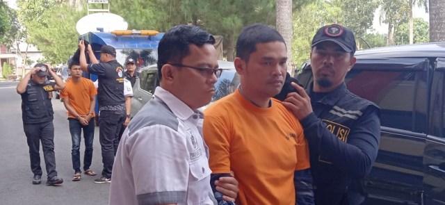 Foto: Wajah Para Pembunuh Hakim Jamaluddin (1243946)