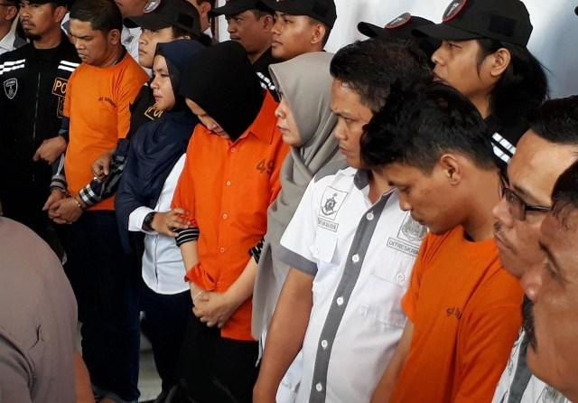 Foto: Wajah Para Pembunuh Hakim Jamaluddin (1243948)