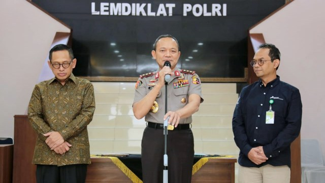 Kalemdikpol Komjen Arief Sulistyanto, Mou PLN Pertamina