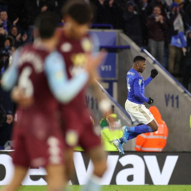 [PORTRAIT] Leicester vs Villa