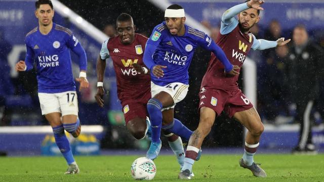 Leicester vs Villa