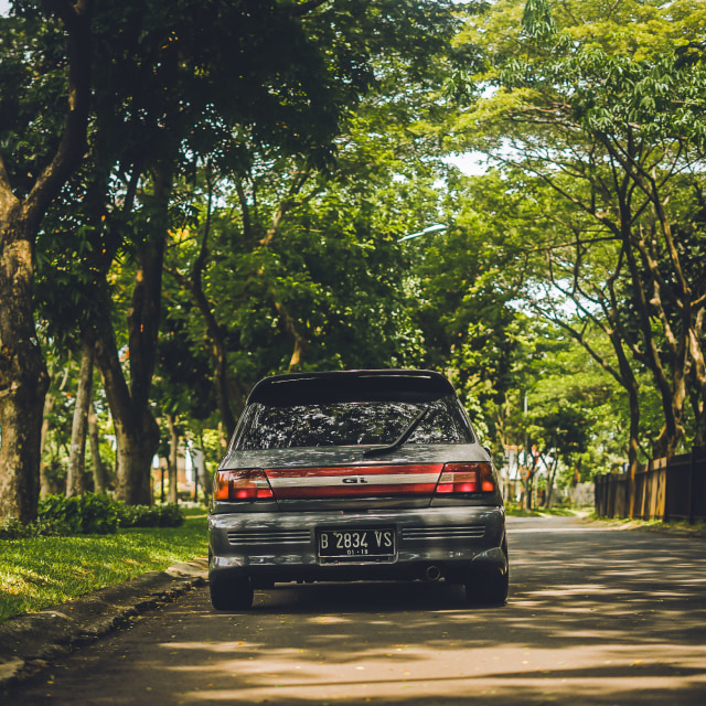 OTOHITZ, MODIFIKASI, Toyota Starlet