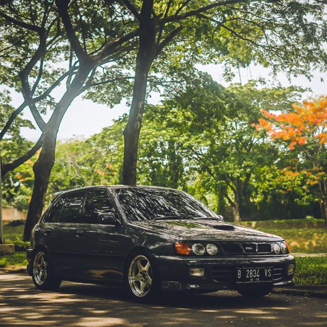 Toyota Starlet: Mobil Gaul Anak Muda 90an yang Kini Jadi Buruan (315031)