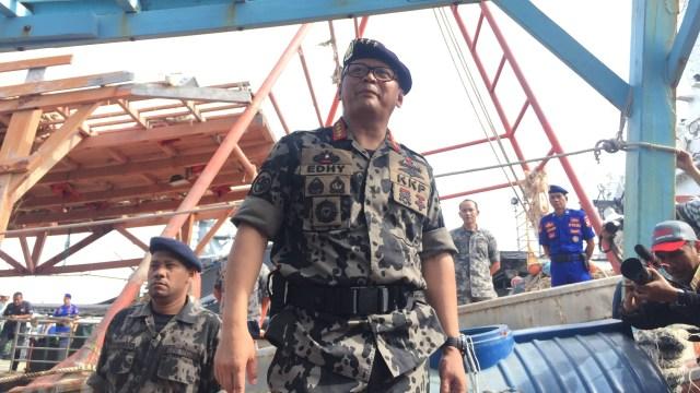 Pernah Positif Terjangkit COVID-19, Menteri Edhy Prabowo Kini Sudah Sehat (39)