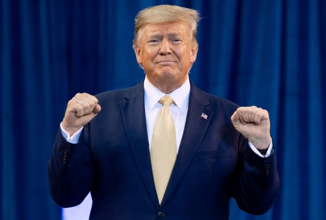 Mencuit Pakai Bahasa Persia, Donald Trump Disebut Munafik (636)
