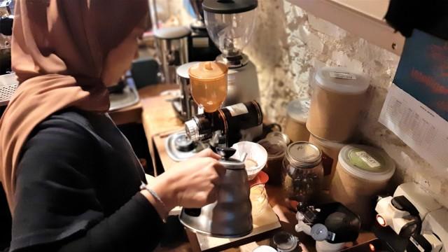 Getback Coffee: Kopi Garut Bikin Melek Dekat Stasiun MRT Haji Nawi (49268)