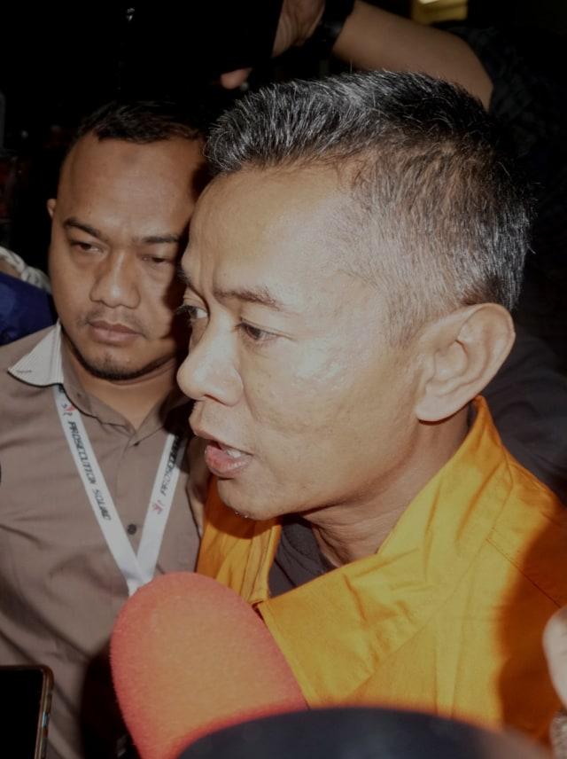 PTR,  Wahyu Setiawan, tersangka Kpk