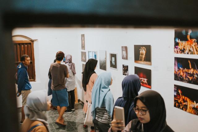 Kolektif Anak Muda Gelar Seni Multi Disiplin Pertama di Tulungagung (220606)