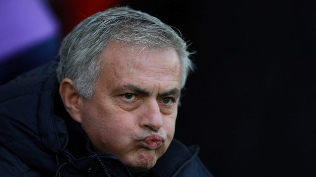 Jose Mourinho Beri Sindiran Sarkastik soal Jeda Internasional (25829)