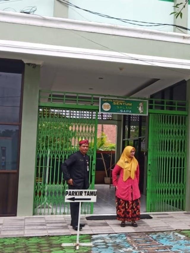 PTR, SMAN I Gemolong, Kabupaten Sragen, Jawa Tengah