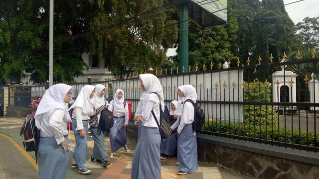 Din Syamsuddin Soal SKB Seragam Sekolah Negeri: Tidak Relevan dan Tidak Urgent (102716)