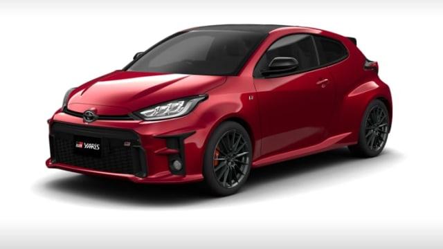 Ganasnya Toyota GR Yaris 2020, Hatchback Berperforma Adik Supra (299525)