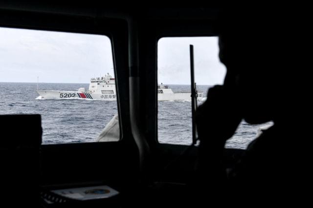 Coast Guard China, Natuna